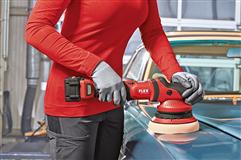 Máy đánh bóng ôtô sử dụng pin XFE 15 150 18.0-EC/5.0 P-Set