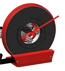 Máy bào ống - Facing machine DC115