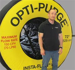 Opti-Purge®: Most Effective And Efficient Solution For Larger Pipe Sizes
