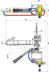S18CA Dimensions
