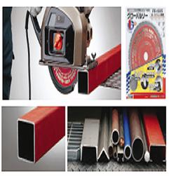 Đĩa cắt thép 10 mm, cắt thép không gỉ 6mm FR-Series