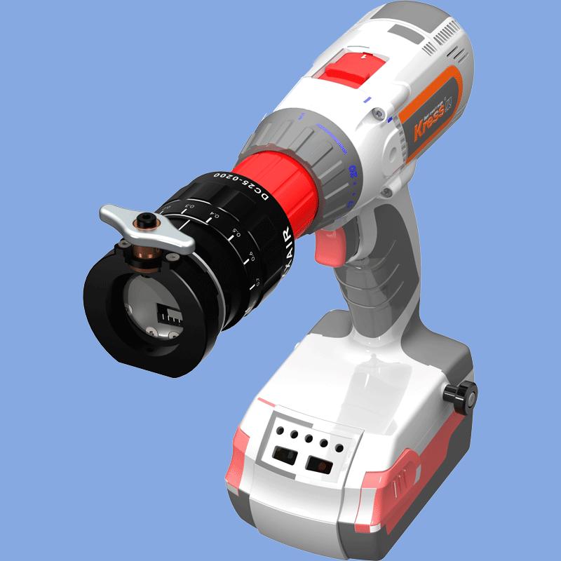 Máy bào ống - Facing machine DC25-65