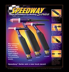 SpeedWay ®  TIG Welding Torches