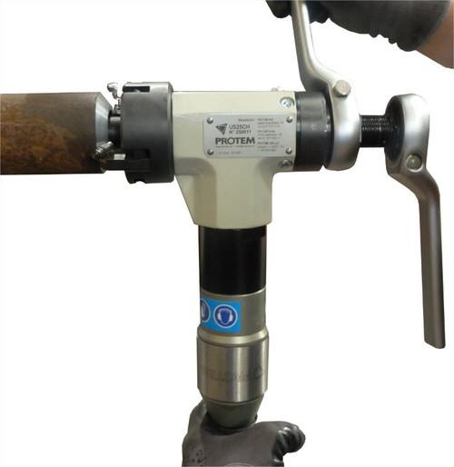 Máy vát ống US25CH - Boiler & Heat Exchanger Tubes Beveling Machine
