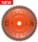 Đĩa cắt Global Saw Motoyuki thép - thép không gỉ