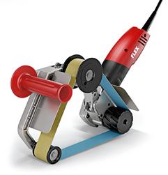 Máy đánh bóng tạo sọc ống Inox BRE 14-3 125 Set